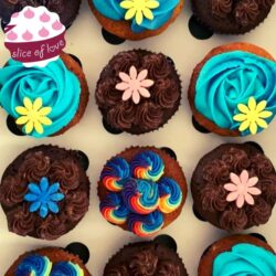 cupcakes by A Slice of Love