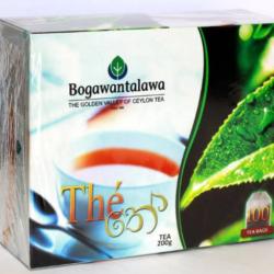 Bogawantalawa The Tea 100 Tea Bags
