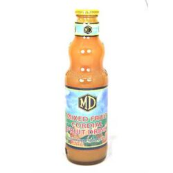 MD Mixed Fruit Cordial 850ml
