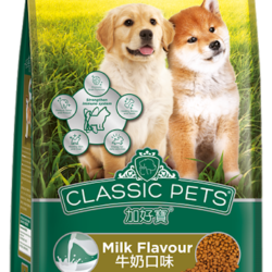 Classic Pets Puppy Food Milk Flavour 2 kg