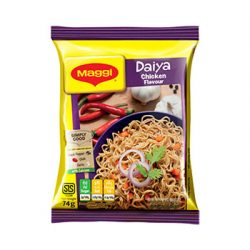Maggi Daiya Chicken Flavour Instant Noodles 73g