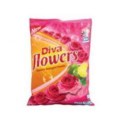 Diva Detergent Powder (Rose & Lime)