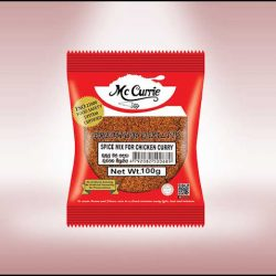 mc currie spice mix for chicken curry