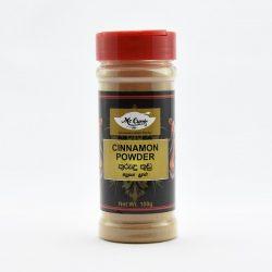mc currie cinnamon powder