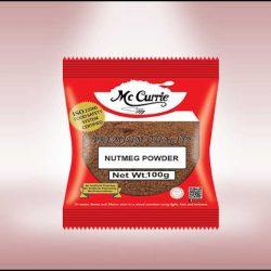 mc currie nutmeg powder